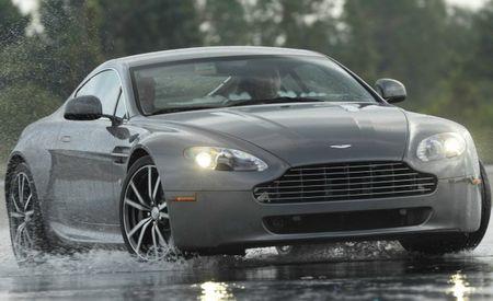 Aston Martin Plans Seven-Model Range, Starting with Vantage Then Vanquish