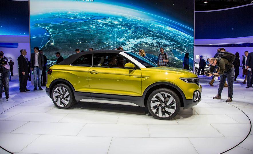 Volkswagen T-Cross Breeze concept - Slide 3