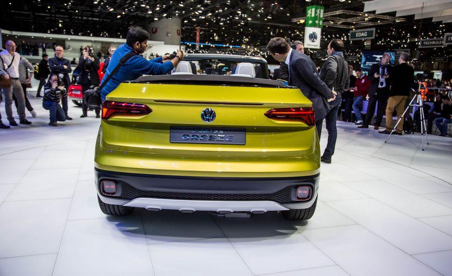 Volkswagen T-Cross Breeze concept - Slide 8