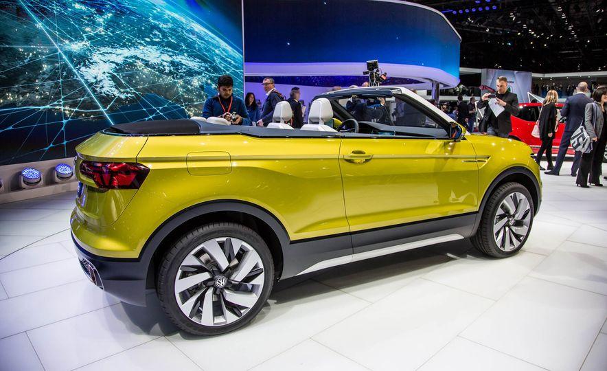 Volkswagen T-Cross Breeze concept - Slide 10