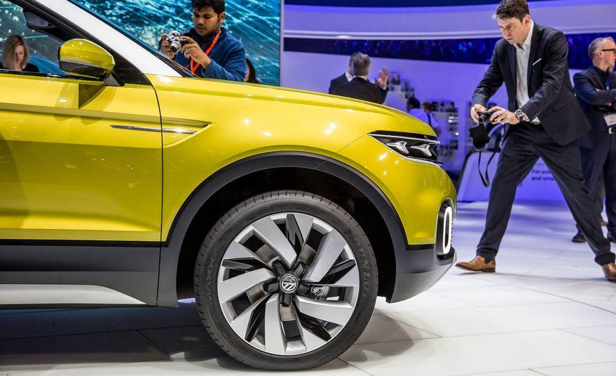 Volkswagen T-Cross Breeze concept - Slide 12