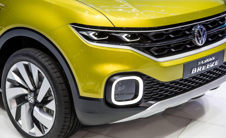 Volkswagen T-Cross Breeze concept - Slide 14