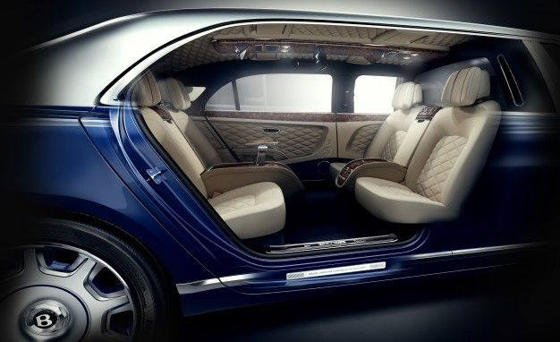 Bentley Announces Grand Limousine By Mulliner News Car And Driver