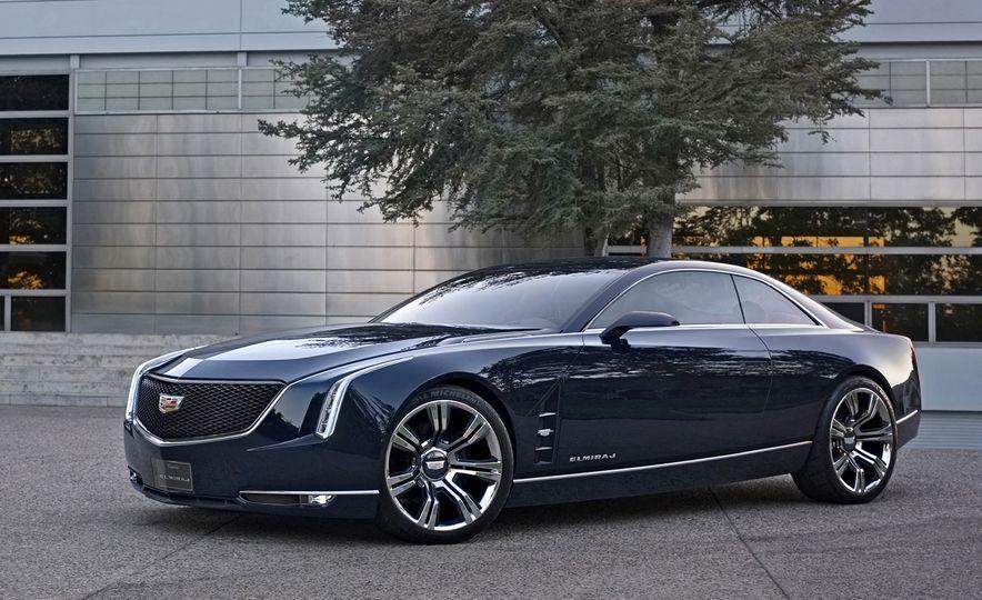 Our Favorites from General Motors VP of Design Ed Welburn's 44-Year Career - Slide 9