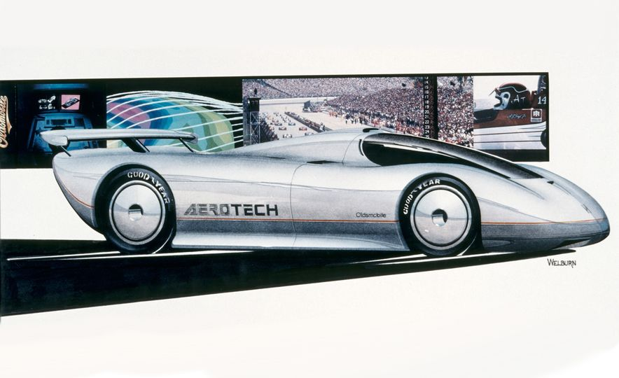 Our Favorites from General Motors VP of Design Ed Welburn's 44-Year Career - Slide 2