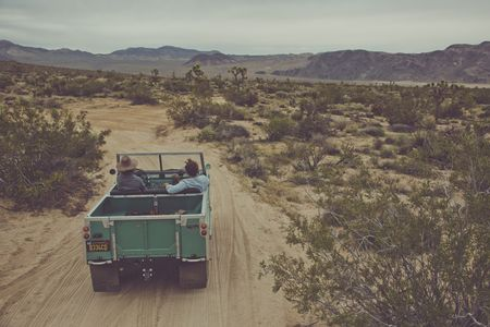 Destination Adventure: Driving the Mojave in a Land Rover Series IIA, Part 1