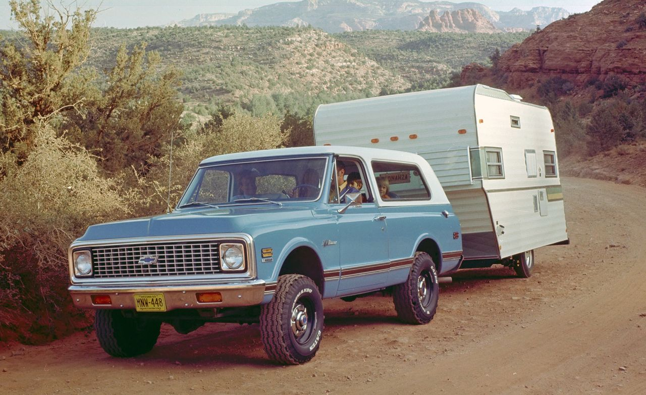 20 Old-School Off-Road Rigs for Backcountry Adventure | Flipbook ...