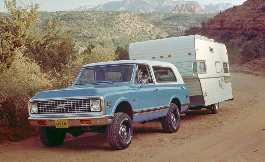 20 Old-School Off-Road Rigs for Backcountry Adventure - Slide 4