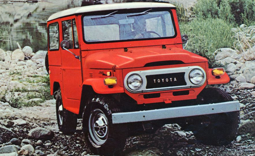 20 Old-School Off-Road Rigs for Backcountry Adventure - Slide 12