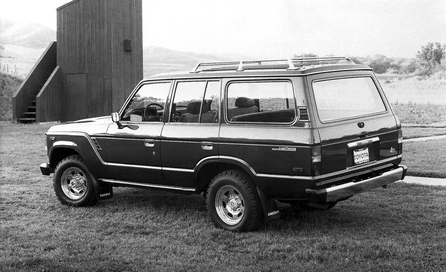 20 Old-School Off-Road Rigs for Backcountry Adventure - Slide 5