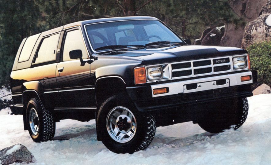 20 Old-School Off-Road Rigs for Backcountry Adventure - Slide 7