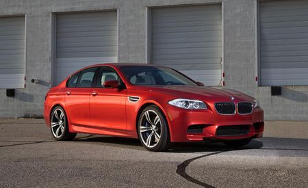 It's Last Call for the Manual-Transmission BMW M5