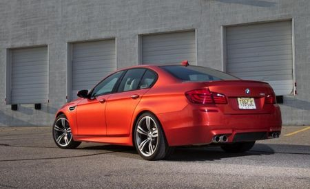 BMW M5 and M6 Could Go All-Wheel Drive