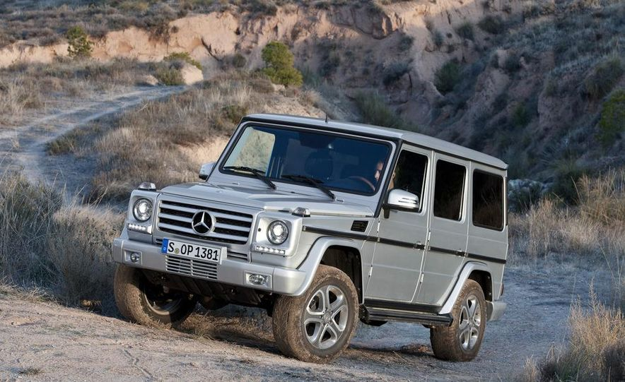 20 Old-School Off-Road Rigs for Backcountry Adventure - Slide 8