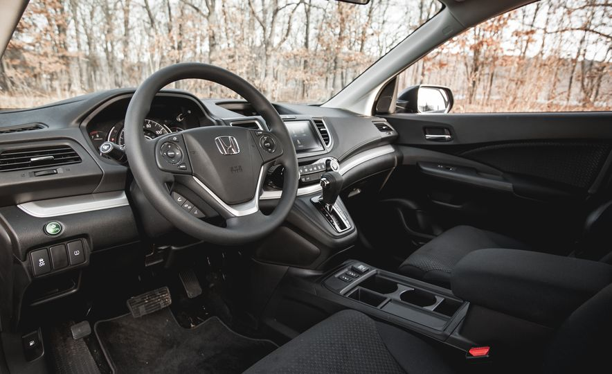 2018 Honda CR-V (spy photo) - Slide 21