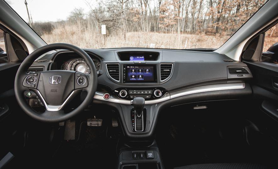 2018 Honda CR-V (spy photo) - Slide 22