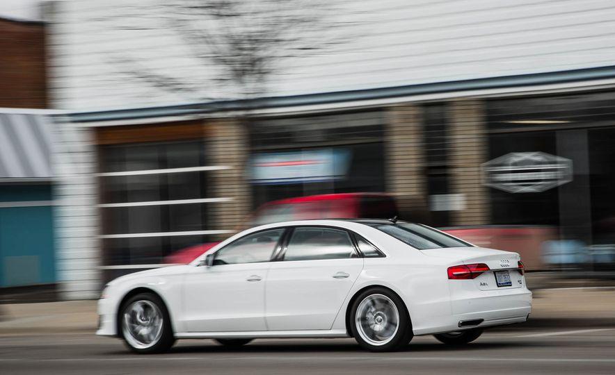 2016 Audi A8L - Slide 11