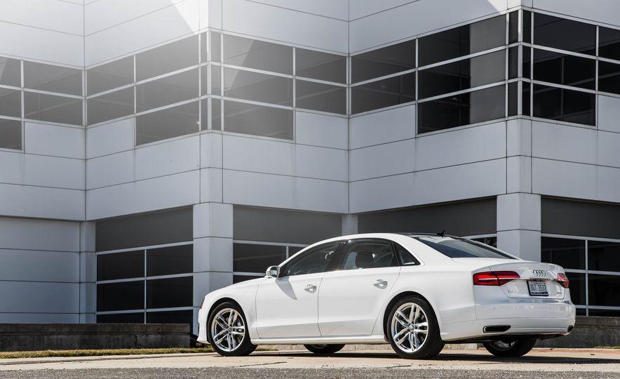 2016 Audi A8L - Slide 16