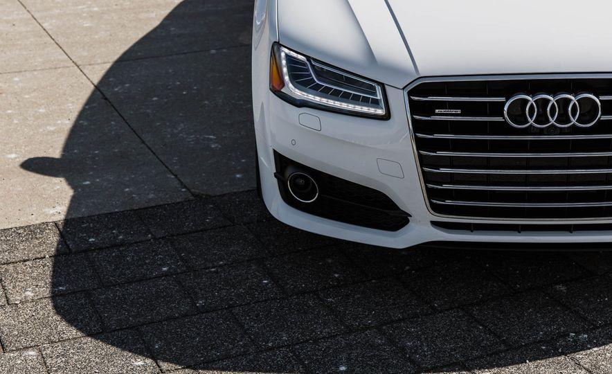 2016 Audi A8L - Slide 19