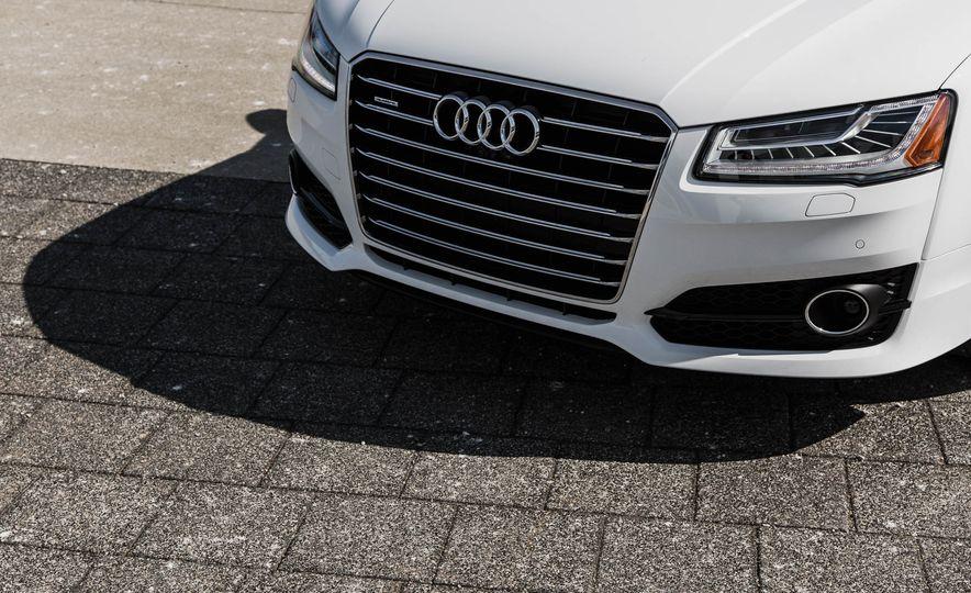 2016 Audi A8L - Slide 20