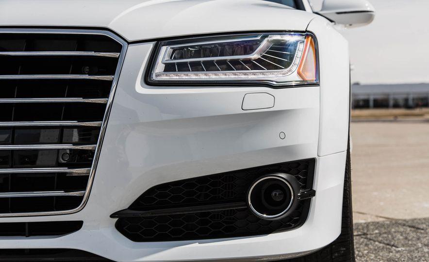 2016 Audi A8L - Slide 22