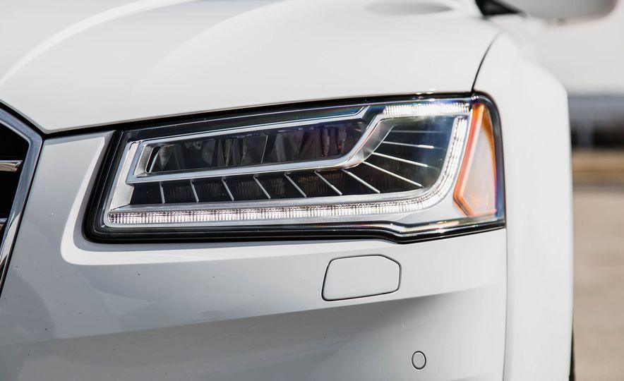 2016 Audi A8L - Slide 23