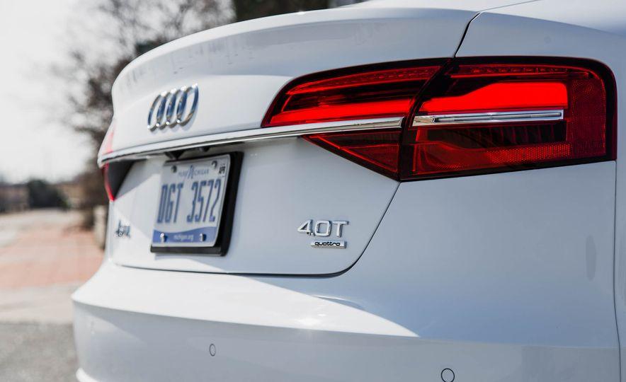 2016 Audi A8L - Slide 27