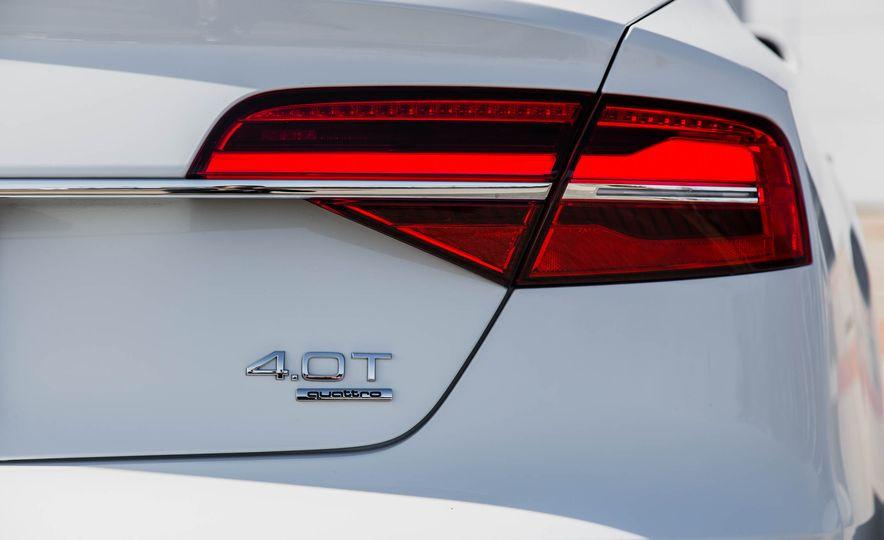 2016 Audi A8L - Slide 29