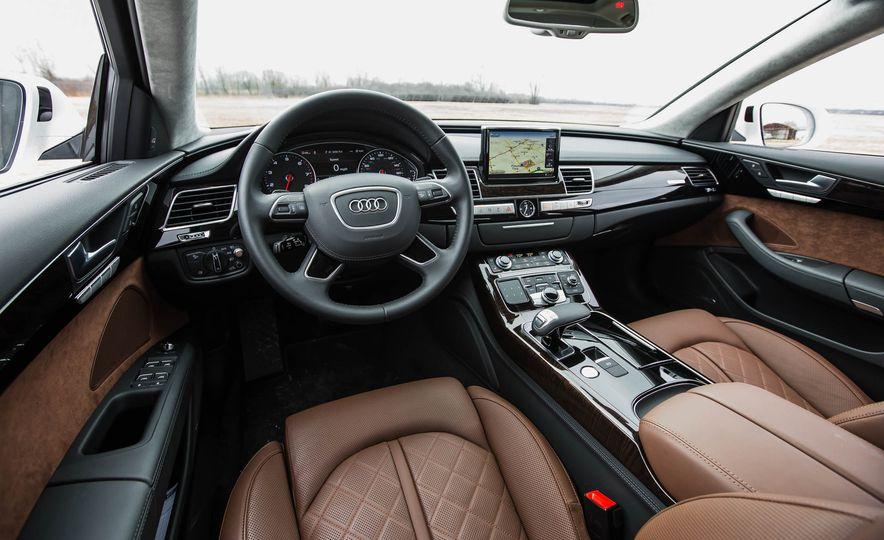 2016 Audi A8L - Slide 32