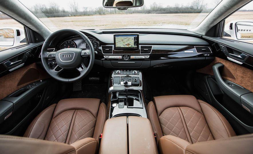 2016 Audi A8L - Slide 33