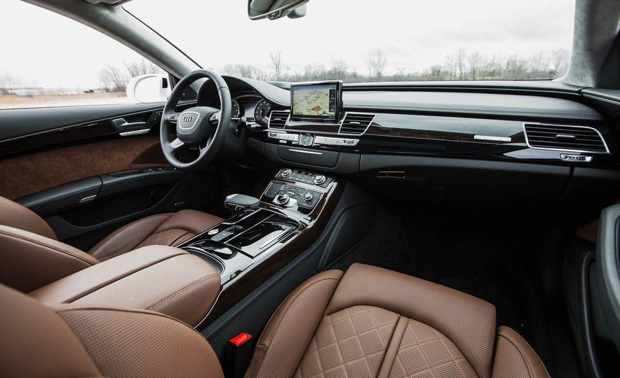 2016 Audi A8L - Slide 34