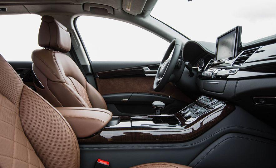 2016 Audi A8L - Slide 35