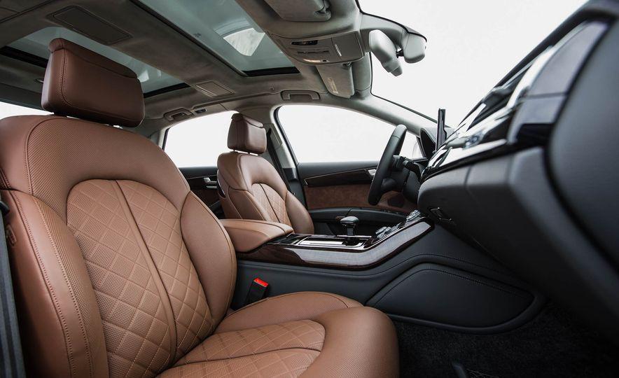 2016 Audi A8L - Slide 36