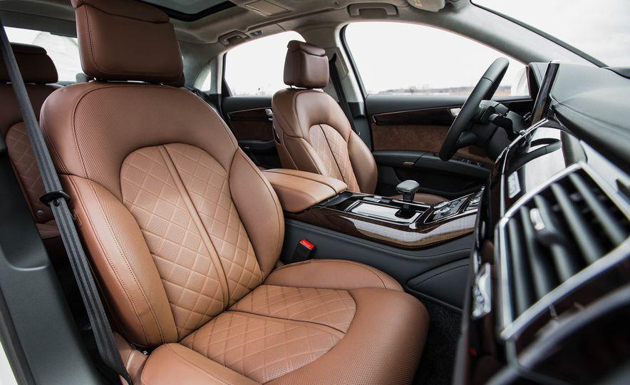 2016 Audi A8L - Slide 37