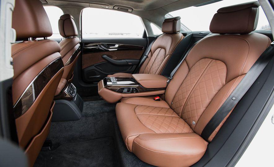 2016 Audi A8L - Slide 40