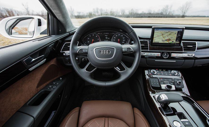 2016 Audi A8L - Slide 42