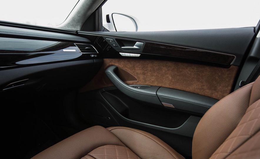 2016 Audi A8L - Slide 43