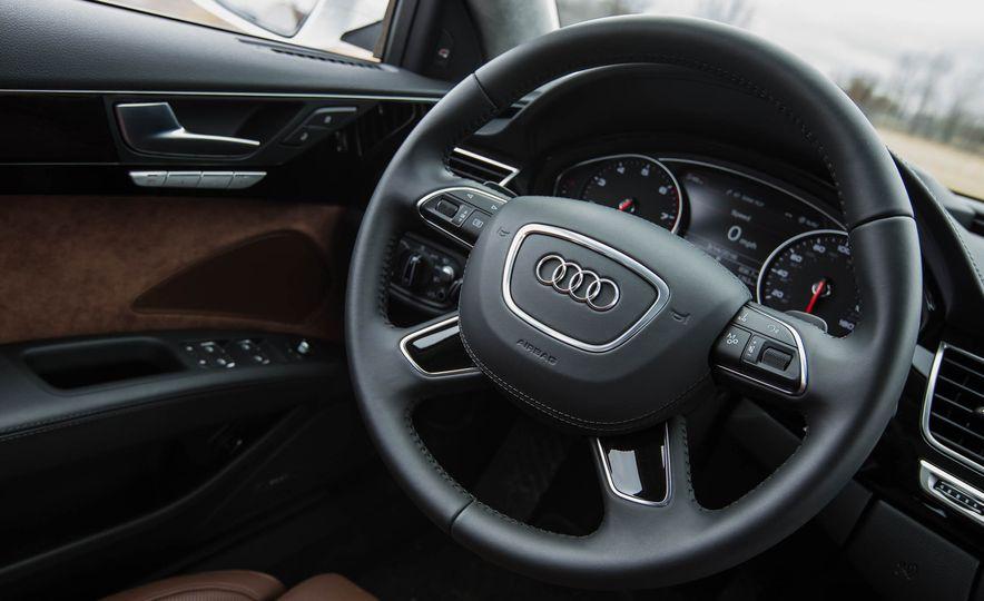 2016 Audi A8L - Slide 44