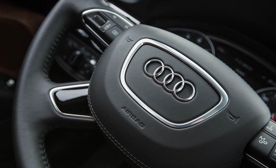 2016 Audi A8L - Slide 45