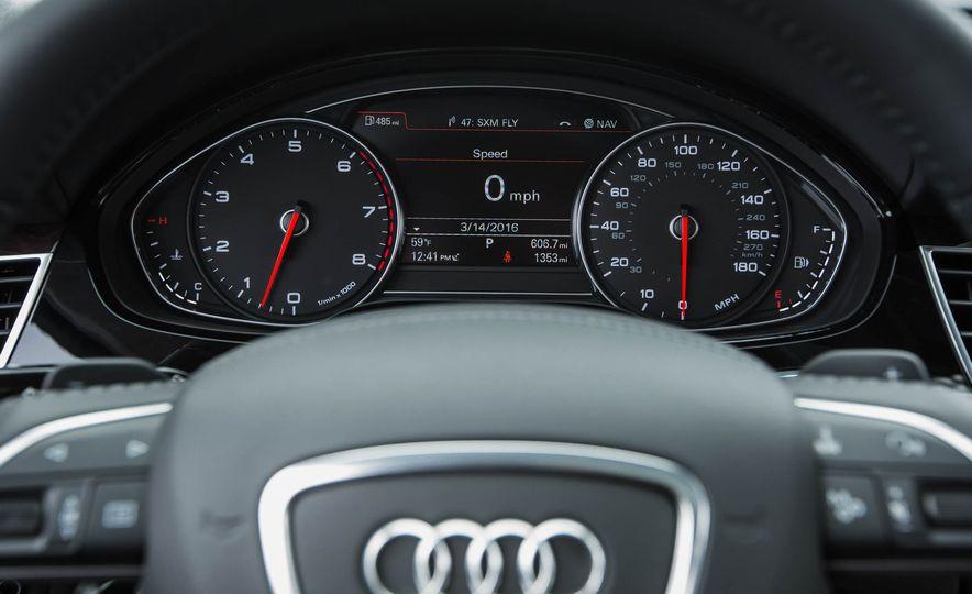 2016 Audi A8L - Slide 47