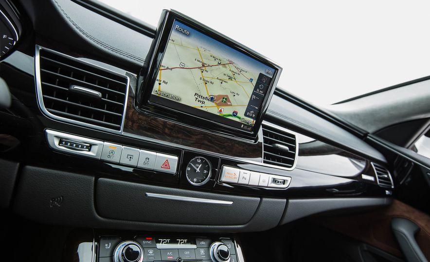 2016 Audi A8L - Slide 49