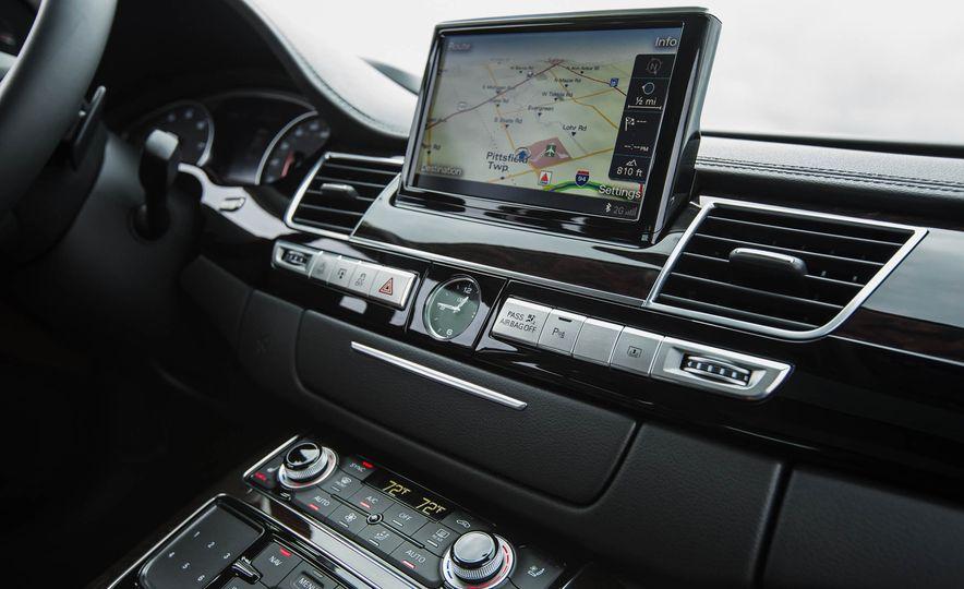 2016 Audi A8L - Slide 50