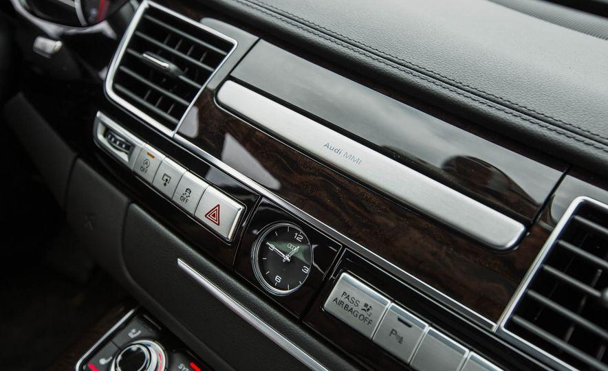 2016 Audi A8L - Slide 53
