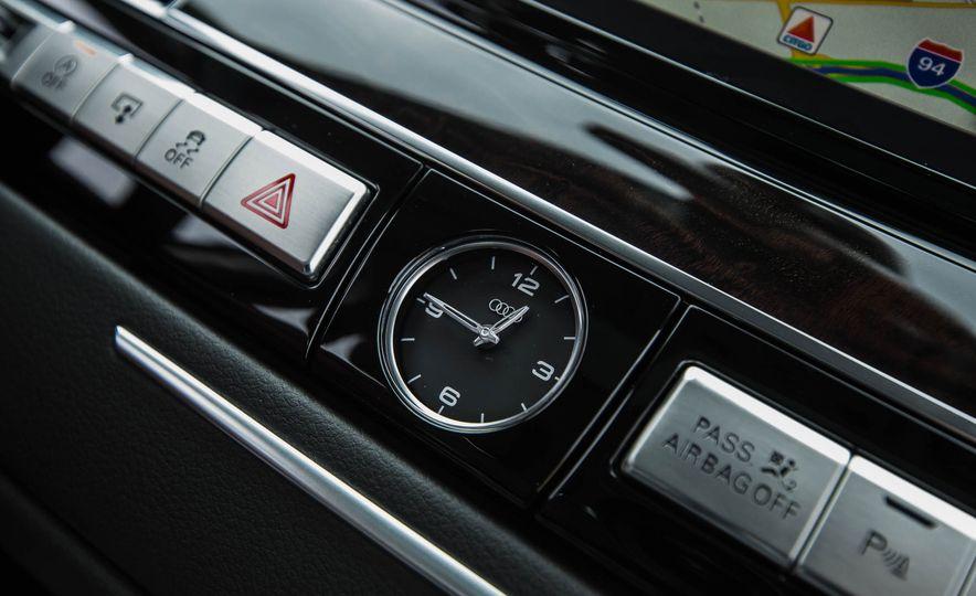 2016 Audi A8L - Slide 54