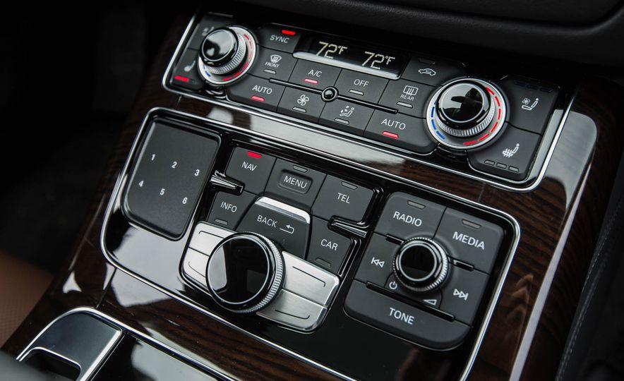 2016 Audi A8L - Slide 55