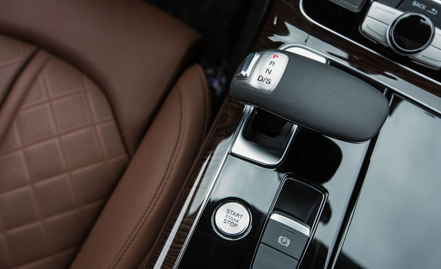 2016 Audi A8L - Slide 56