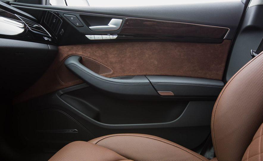 2016 Audi A8L - Slide 59