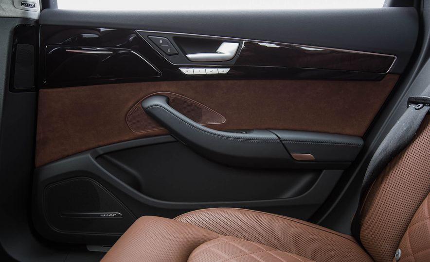 2016 Audi A8L - Slide 60