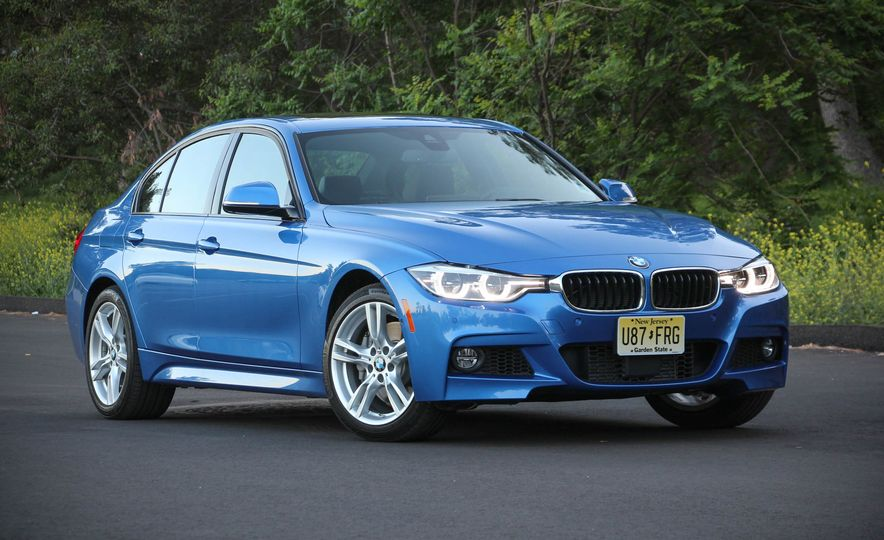 2016 BMW 328i xDrive - Slide 1