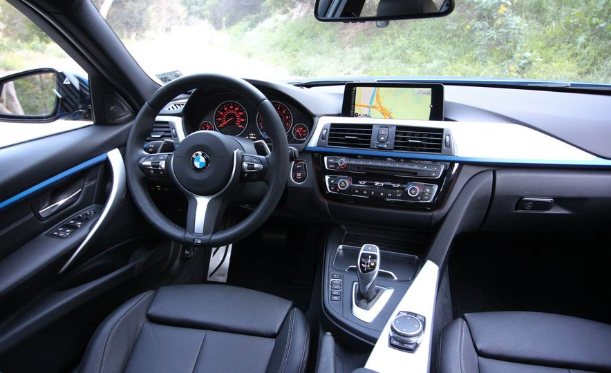 2016 BMW 328i xDrive - Slide 27